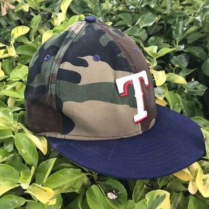 TEXAS RANGERS 59FIFTY FITTED MLB collection cap
